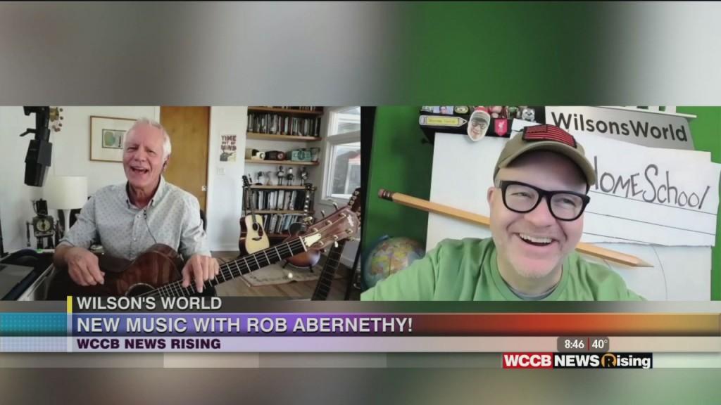 Wilson's World: Musician Rod Abernethy