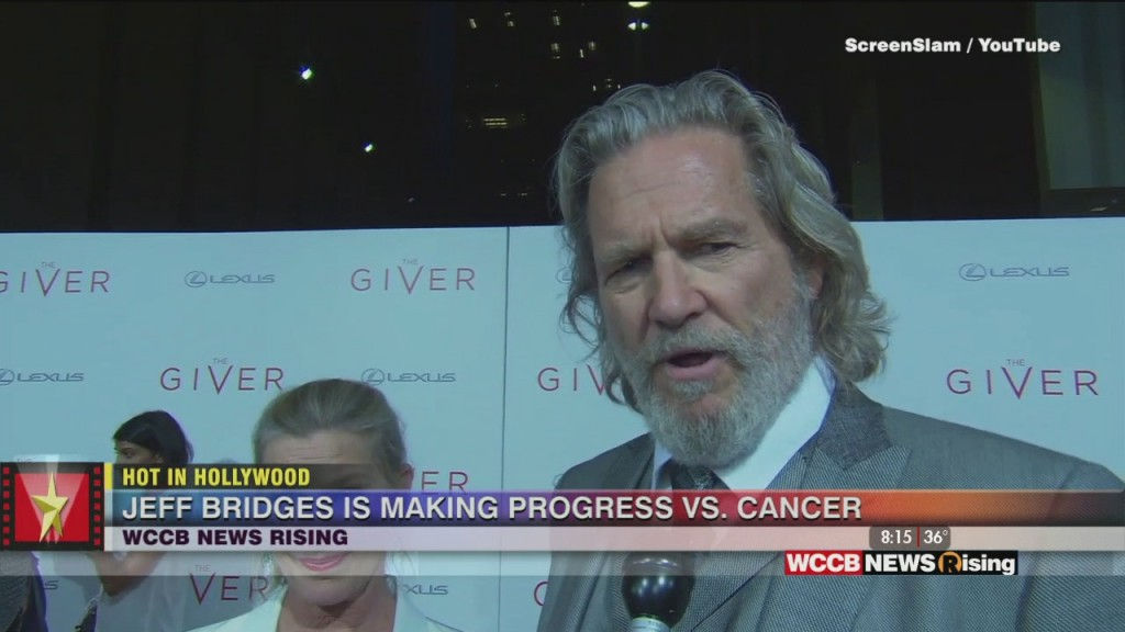 Hot In Hollywood: Jeff Bridges Gives Cancer Update And Tom Hanks Hosting Inauguration Event