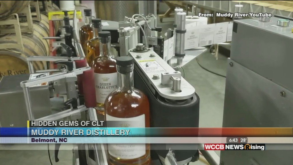 Hidden Gems Of Clt: Muddy River Distillery