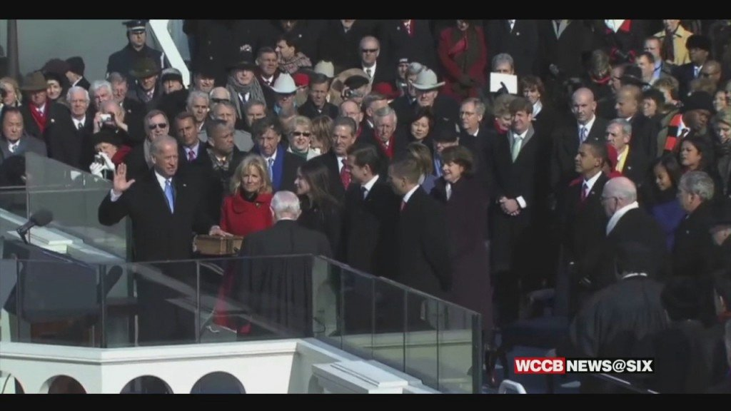 Political Wrap: Biden Inauguration; Tight Security In Washington
