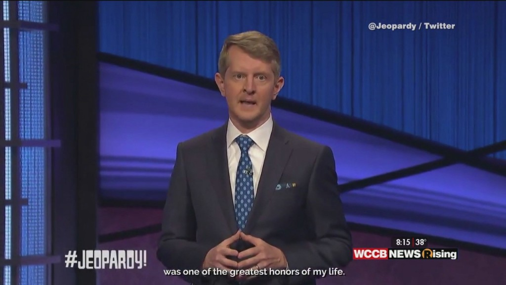 Hot In Hollywood: Ken Jennings Hosts 'jeopardy!' And 'kuwtk' Wraps Final Season