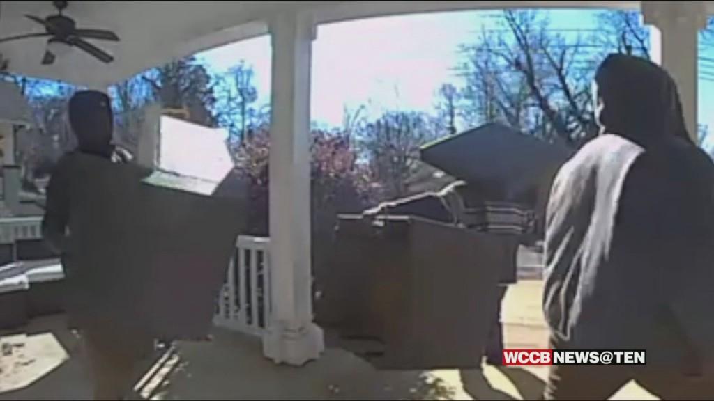 Burglars Struck A House Five Times In A 45 Minute Period
