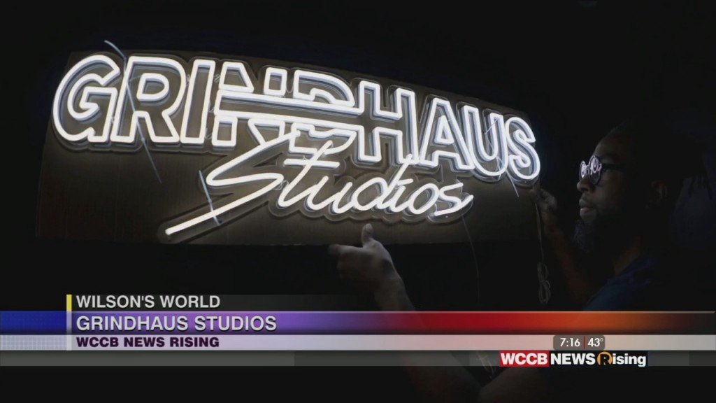 Wilson's World: Learning More About Grindhaus Studios