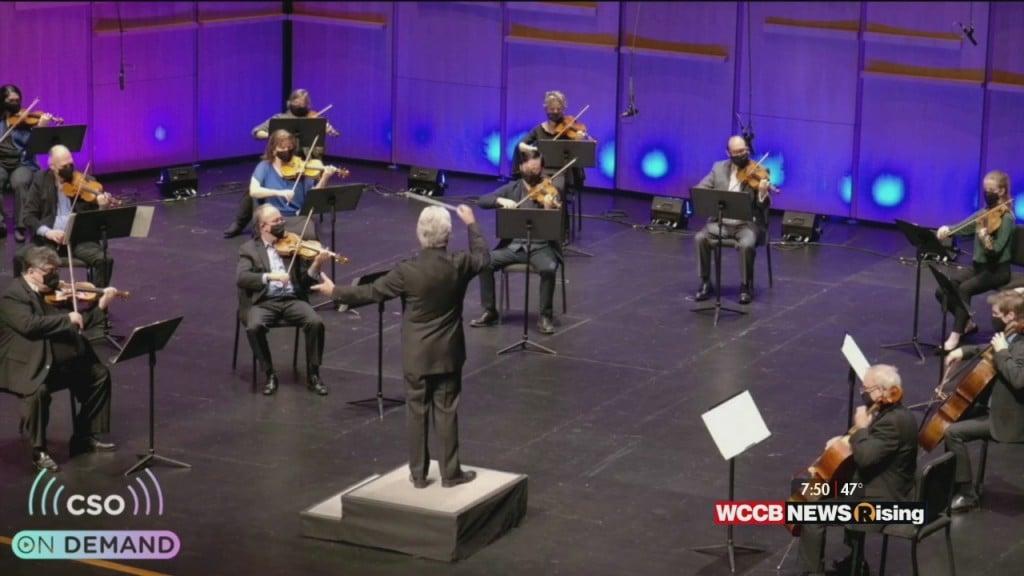 Wilson's World Homeschool: Celebrating Mozart's Birthday With The Charlotte Symphony's Virtual Concert Series
