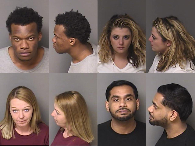 Aa Gaston County Mugshots Cover