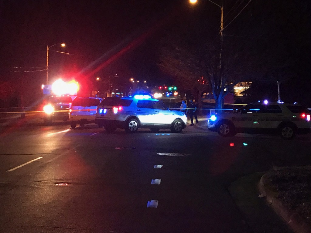Deadly Crash Central Ave At Carolyn Dr