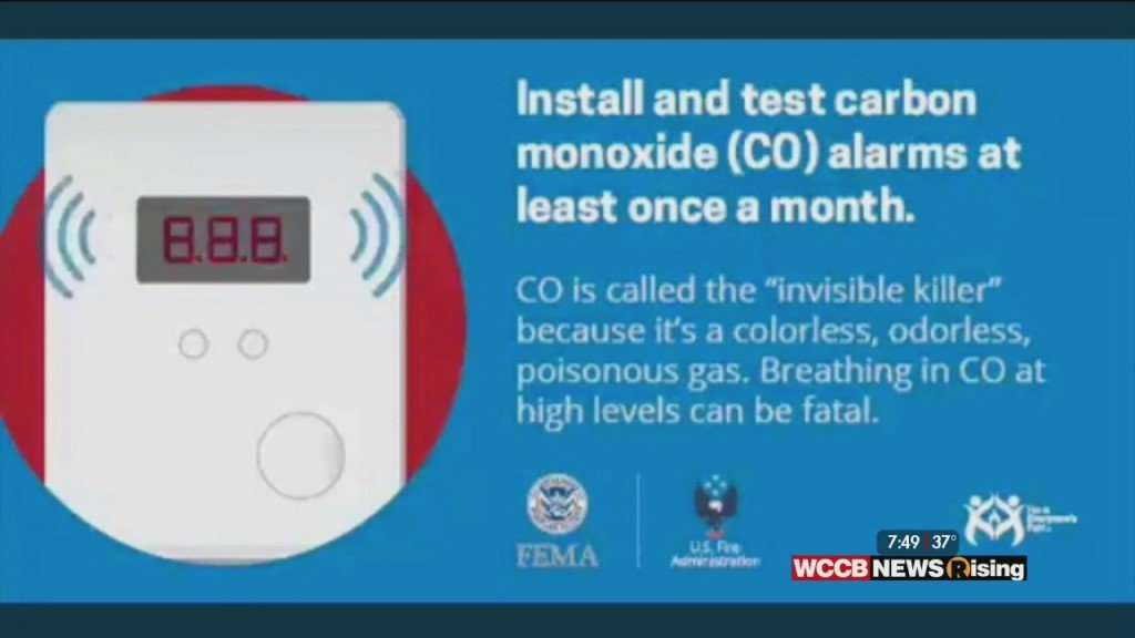 Wilson's World: The Importance Of Having A Carbon Monoxide Detector In Your Home