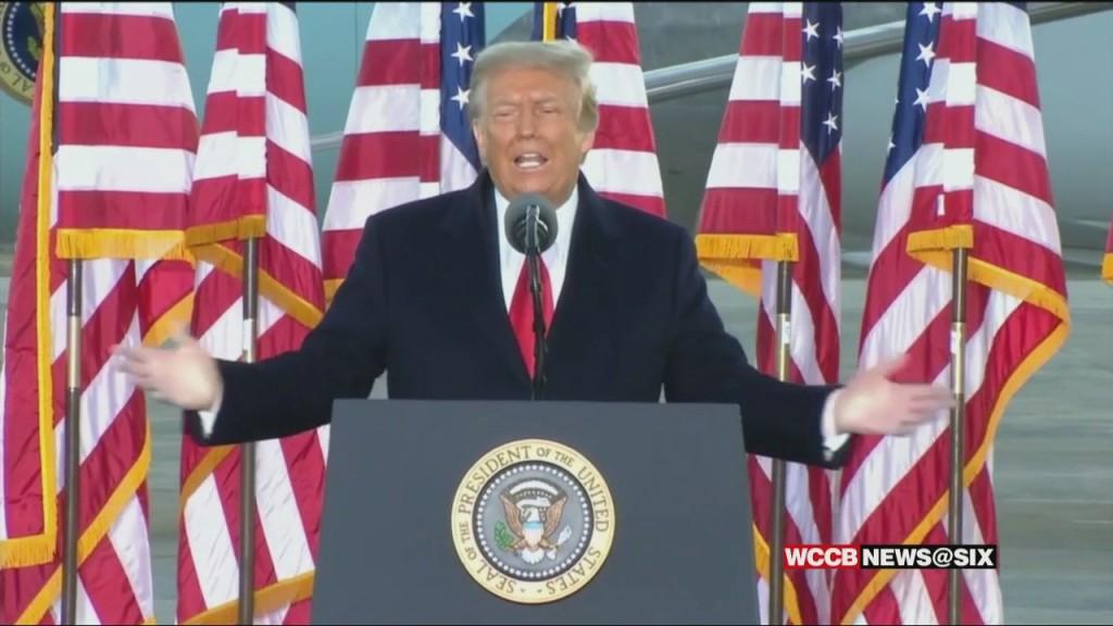 Political Wrap: New Impeachment Attorneys For Fmr. Pres. Trump; Covid Stimulus Talks