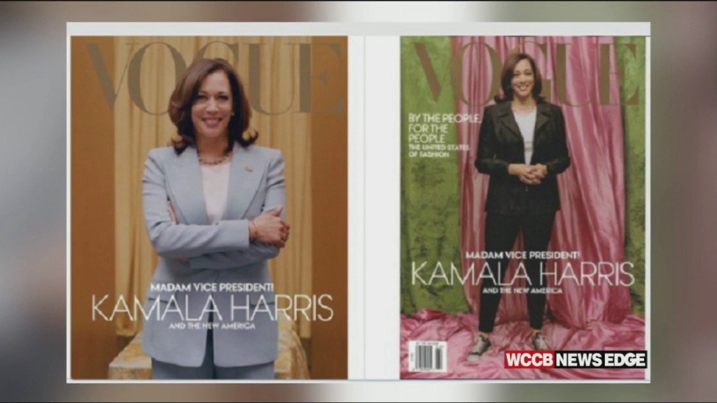 Vogue Cover Controversy With Vp Elect Kamala Harris