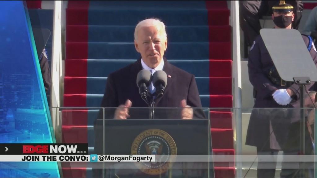 Edge: President Bidens Inauguration