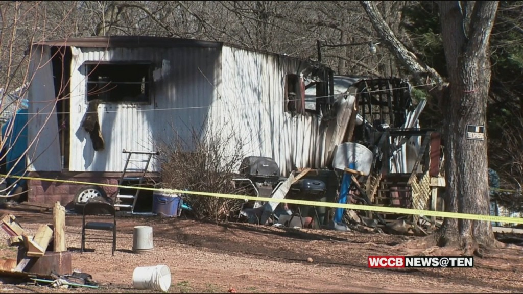 Neighbors Remember Two Children Killed In Hickory Mobile Home Fire