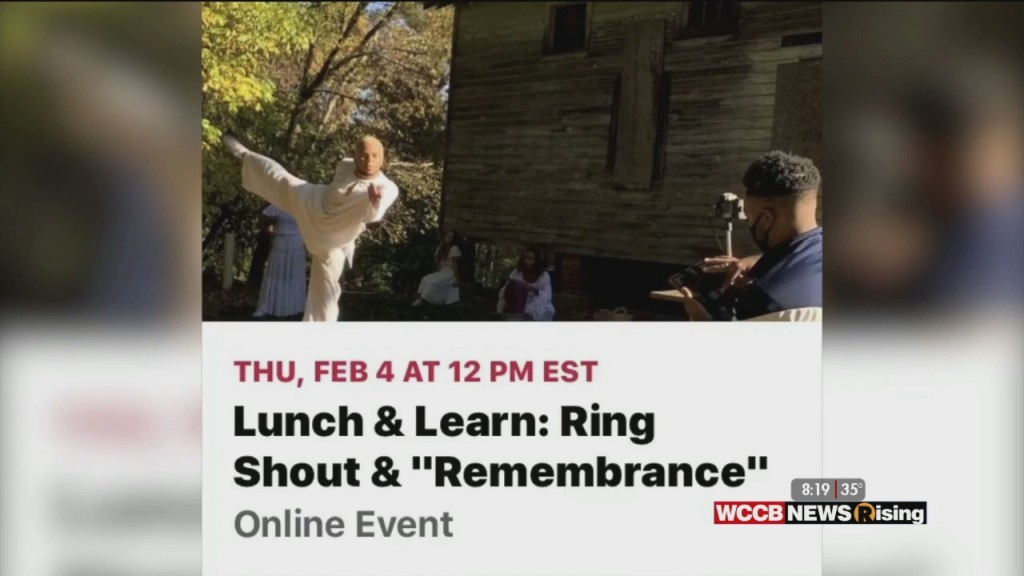 Wilson's World Homeschool: The Charlotte Museum Of History's Lunch & Learn: Ring Shout & Remembrance