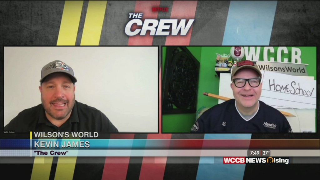"""Wikson's World: Talking With Actor Kevin James From The New Netflix Movie """"the Crew"""""""