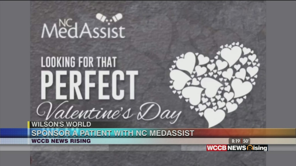 Wilson's World: Giving A Special Valentine's Day Gift Thanks To Nc Medassist