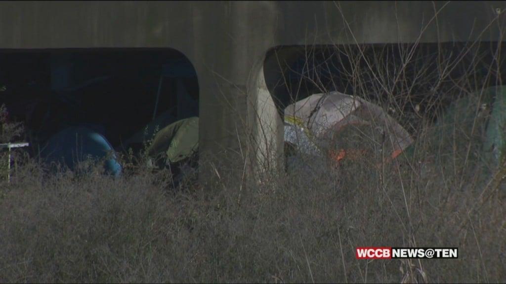 More Tent Encampments Grow Near Former Site