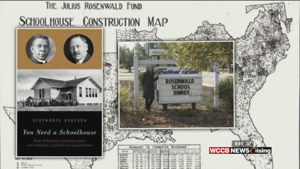 Wilson's World Homeschool: Stepping Inside The 1920 Siloam School With The Charlotte Museum Of History