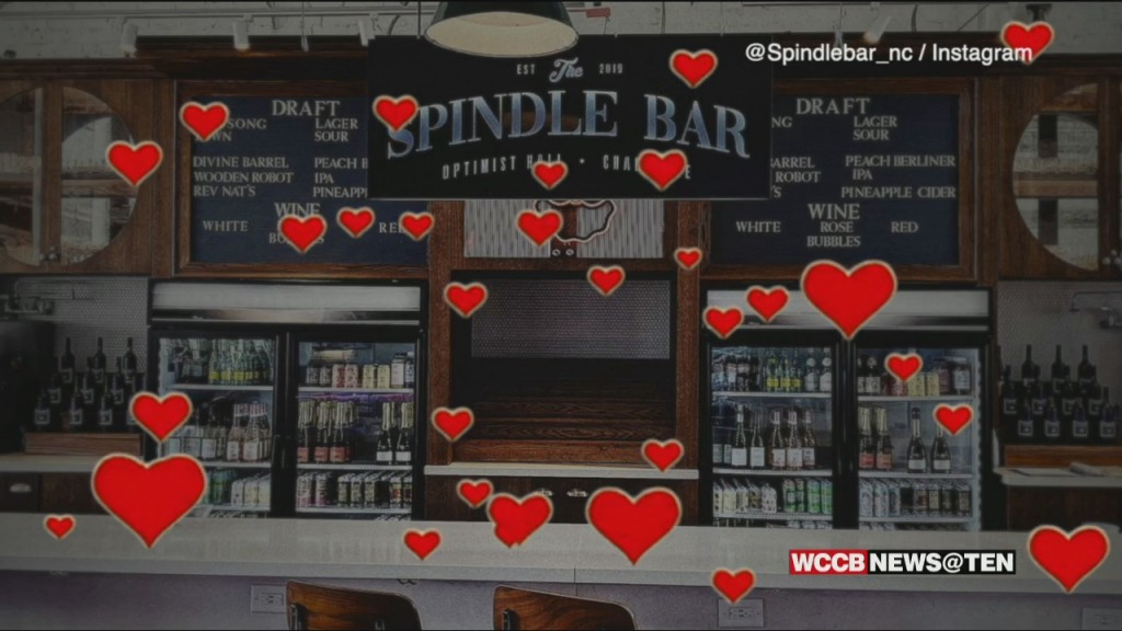Businesses Across The Area Getting Creative To Attract Customers During Valentine's Day Weekend