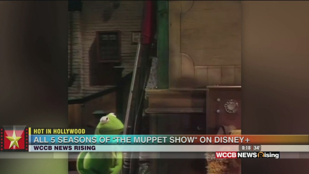 Hot In Hollywood: Kim And Kanye Get Divorced And 'the Muppet Show' Is On Disney+