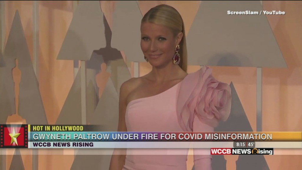 Hot In Hollywood: Gwyneth Paltrow Spreads Covid Misinformation And 'spiderman' 3 Title Revealed