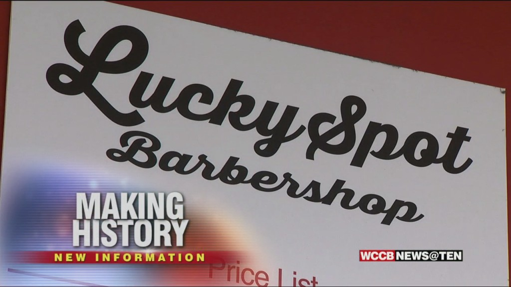 Charlotte Businessman Makes History, First African American To Own 3 Barbershops Inside Walmart Stores