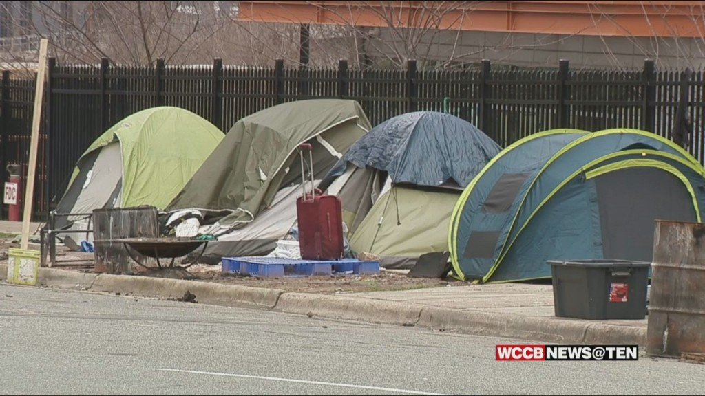 Property Owners Given 72 Hours To Clear Tent City Encampments