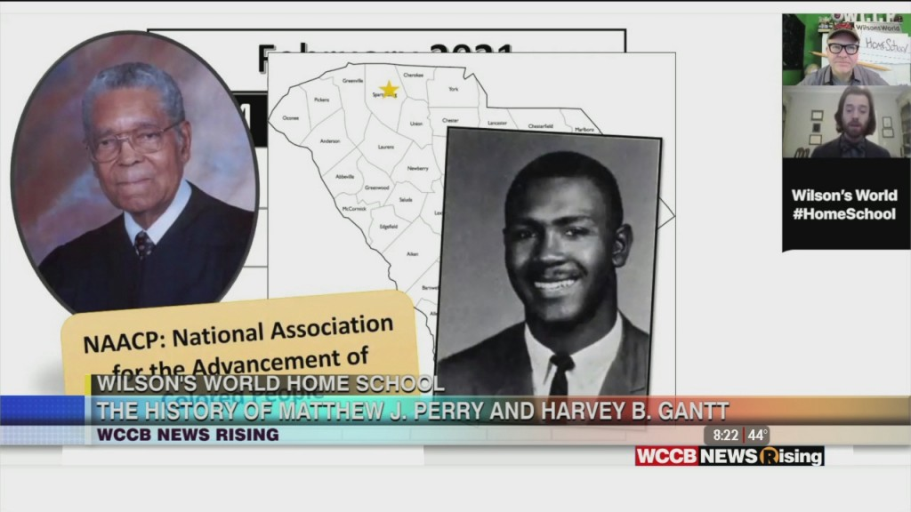 Wilson's World Homeschool: Zach The Historian Telling Us More About Matthew J Perry And Harvey B Gann