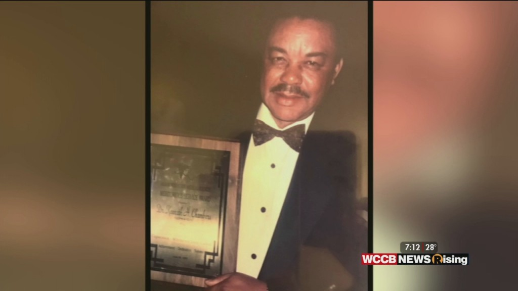 Black History Month: Dr. Kenneth Chambers
