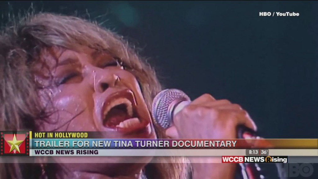 Hot In Hollywood: First Look At 'tina' Documentary And Mandy Moore Has A Baby