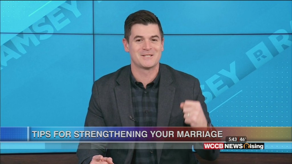 Tips For Strengthening Your Marriage With Dr. John Delony