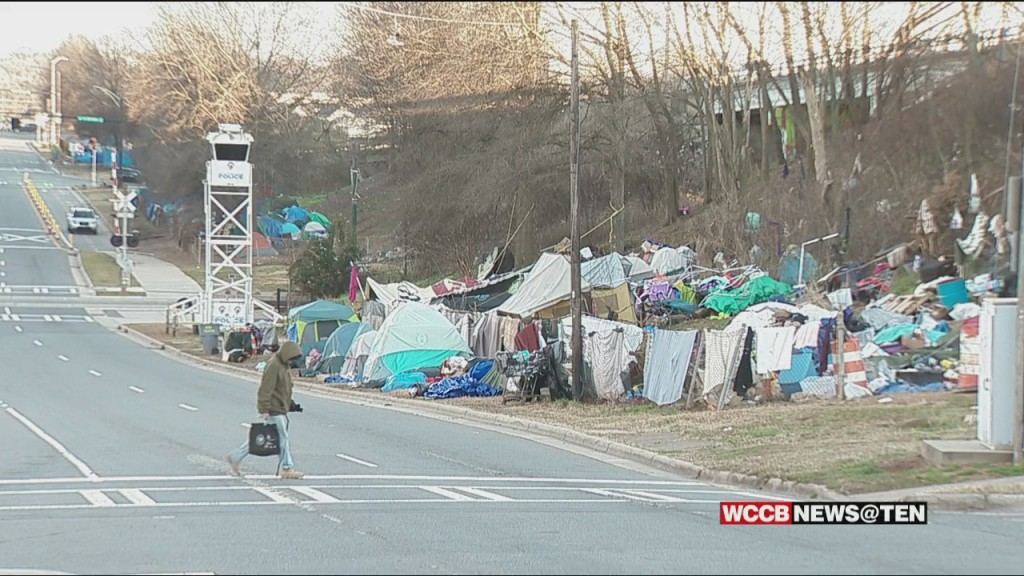 Tent City Ordered To Be Evacuated After Rodent Infestation Discovered