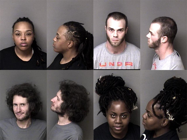Aa Gaston County Mugshots Cover 22221