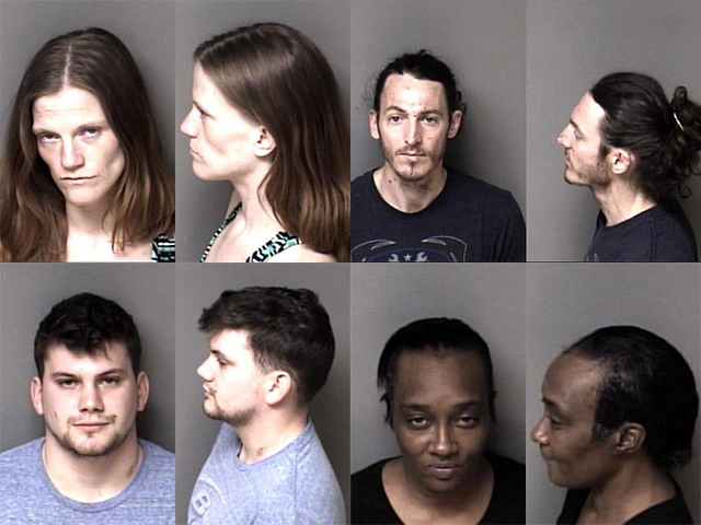 Aa Gaston County Mugshots Cover 22321