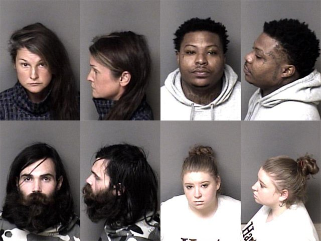 Aa Gaston County Mugshots Cover 22421