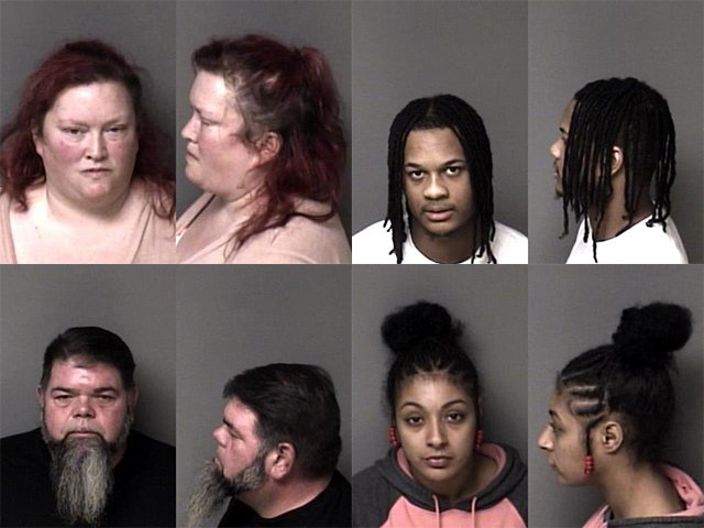 Aa Gaston County Mugshots Cover 22521