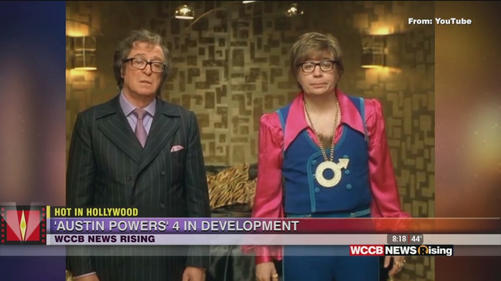 Hot In Hollywood: Austin Powers 4 Rumored To Be In Development And Mary Wilson Dies At 76