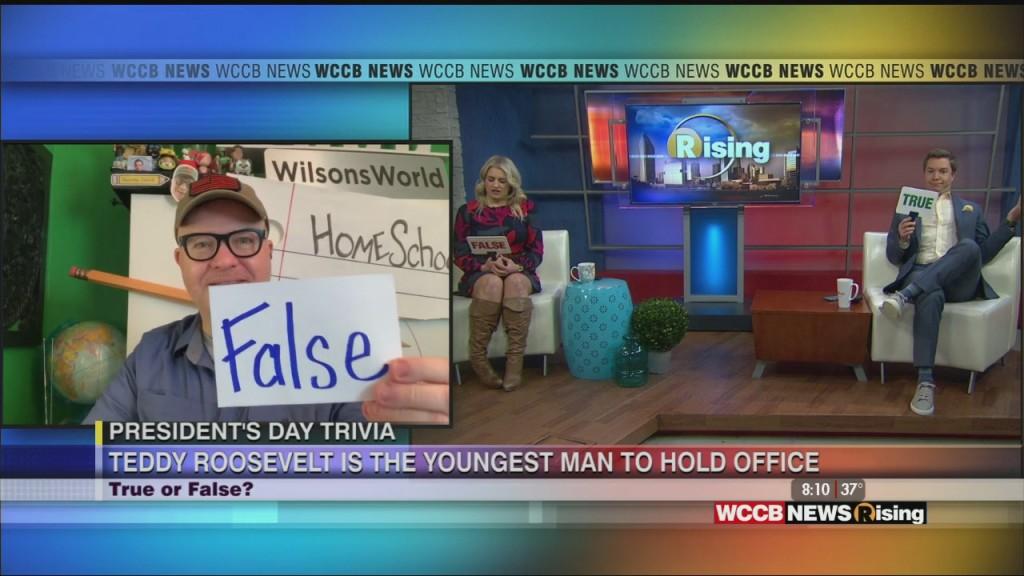 True Or False? President's Day Trivia Edition