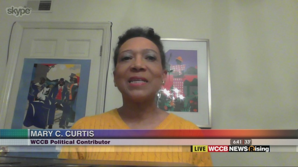 Mary C. Curtis: Capitol Attack Congressional Investigation