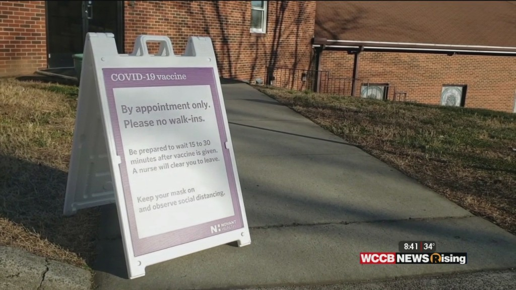 Healthy Headlines: Novant Health Is Partnering With The Charlotte Faith Community To Help Our Most Vulnerable Neighbors Embrace The Covid 19 Vaccine