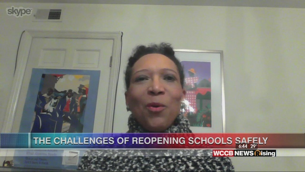 Mary C. Curtis: The Challenges Of Reopening Schools Safely