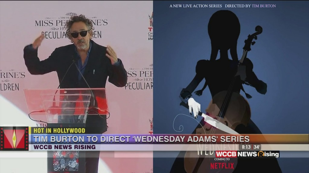 Tim Burton To Direct 'wednesday Addams' Series And 'cruella' Trailer Out Now