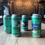 Qcbf Court Shoes Only Town Brewing Cans 1