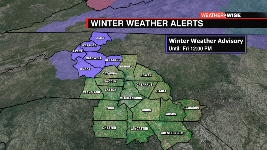 Winter Weather Alerts