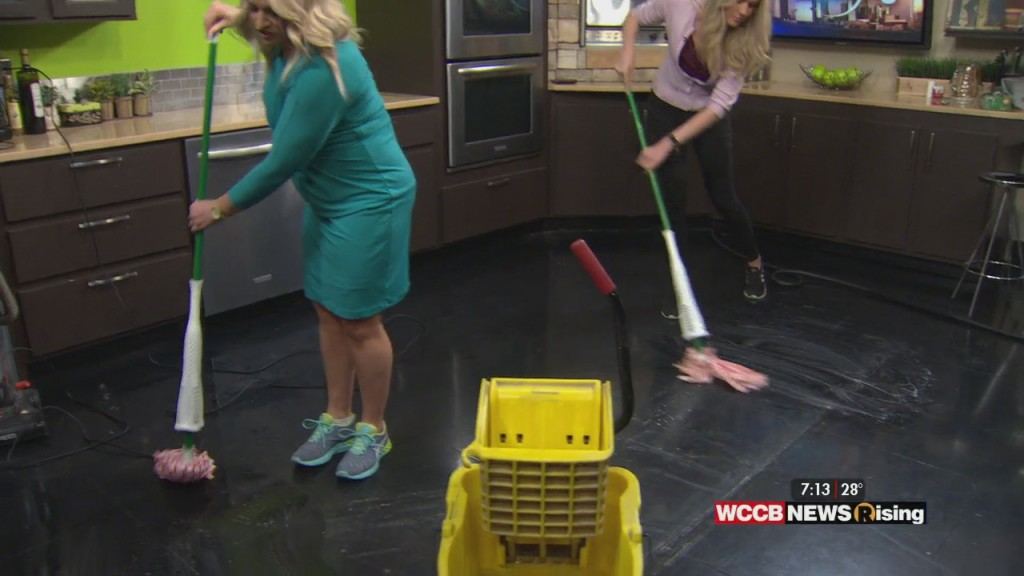 Spring Cleaning Hacks: Cleaning Floors With Tide
