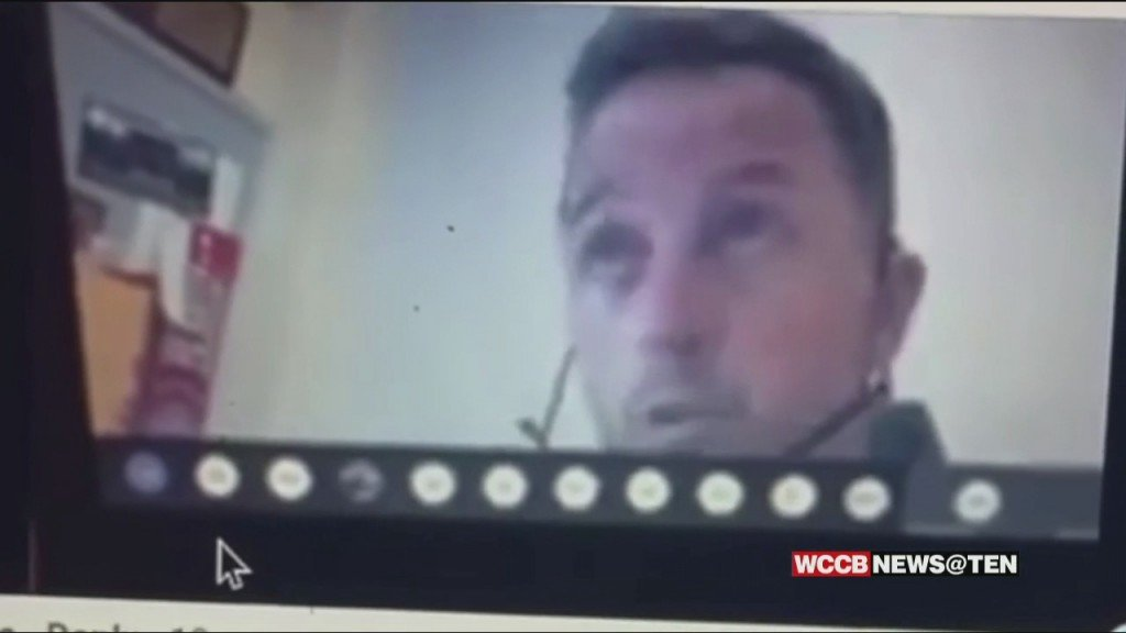 Parents React After Video Shows Weddington High School Teacher Say The N Word On Zoom With Students