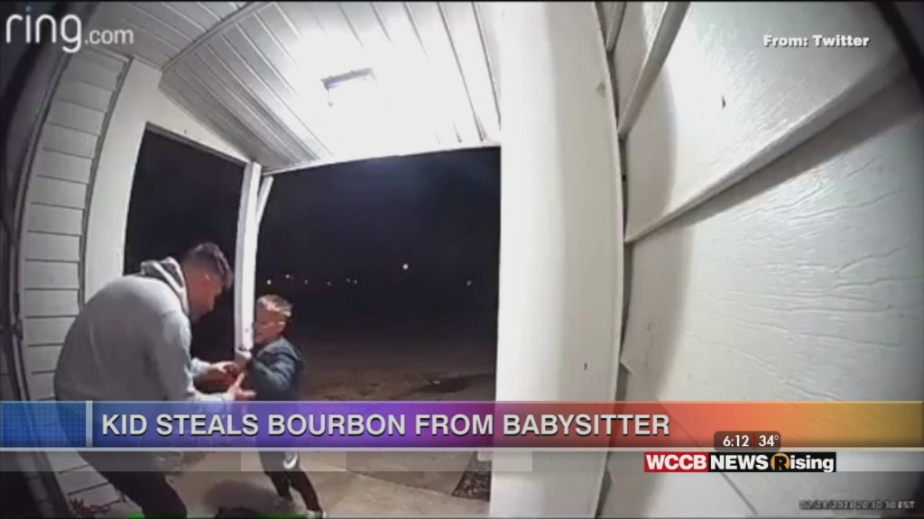 Viral Videos: Bust A Move, Kid Steals Bourbon & Little Boy Writes Coach An Emotional Letter