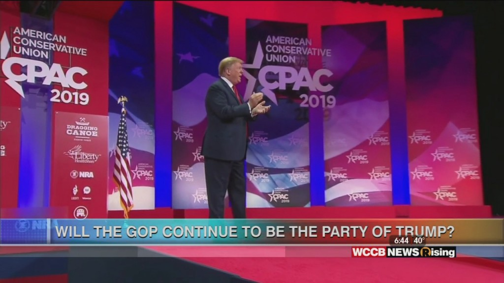 Mary C. Curtis: Will The Gop Continue To Be The Party Of Trump?