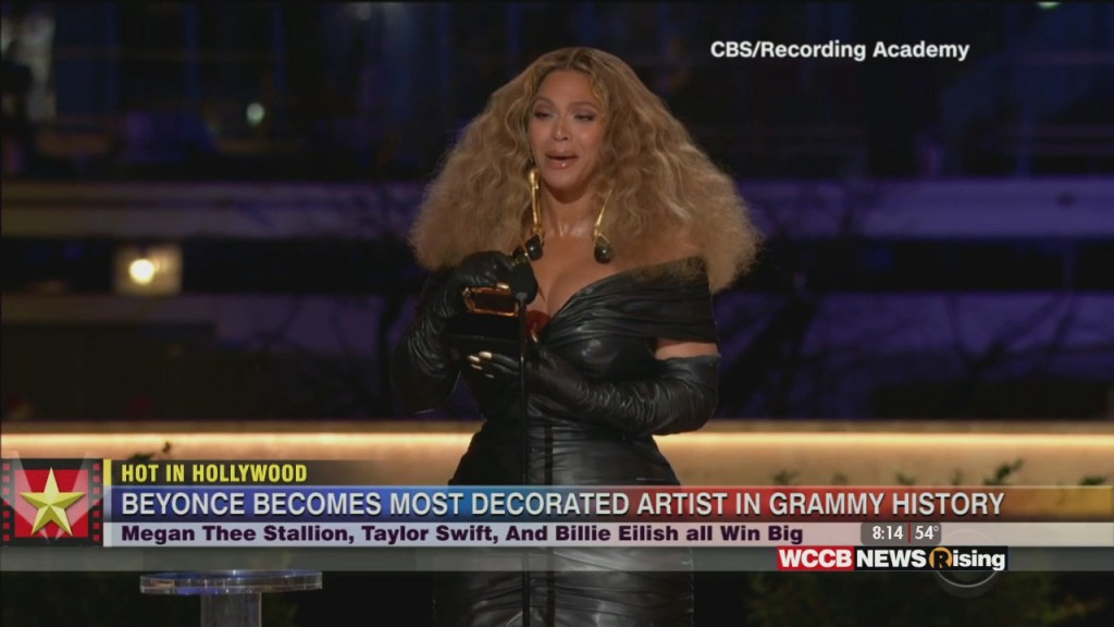 Hot In Hollywood: Beyonce Becomes Most Awarded Artist In Grammy History And 'avatar' Becomes Highest Grossing Film Ever