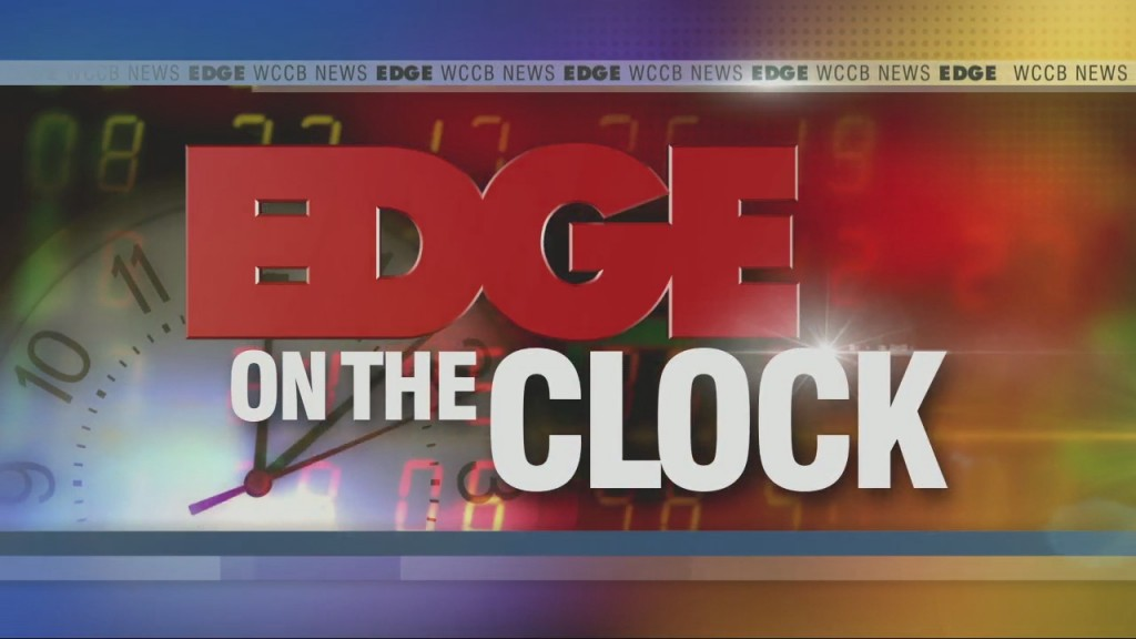 Edge On The Clock March 3rd