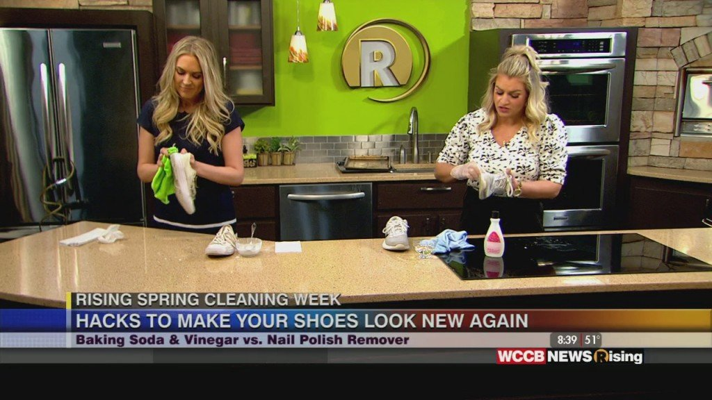 Rising Spring Cleaning Week: Hacks To Make Your Shoes Look New Again