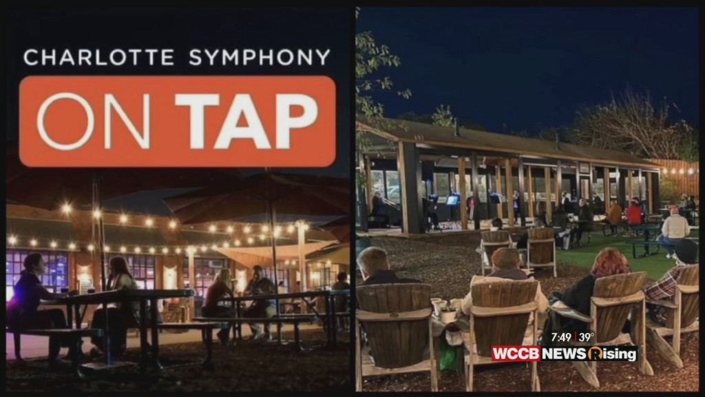 Wilson's World: Charlotte Symphony On Tap
